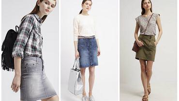 Jeansowe spódnice: mini, midi, maxi