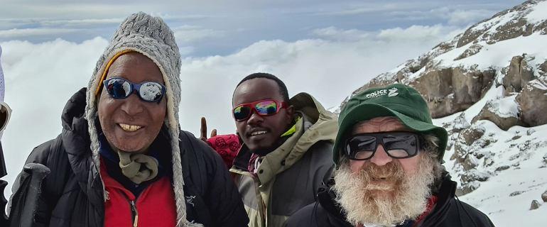 Ostatnia wyprawa Aleksandra Doby. Co wydarzyło się na Kilimandżaro?