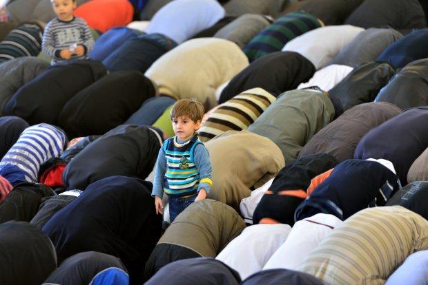 W jednym z meczetów w Stambule, fot. hikrcn / shutterstock.com