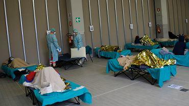 Ostatniej doby we Włoszech zmarło 368 osób