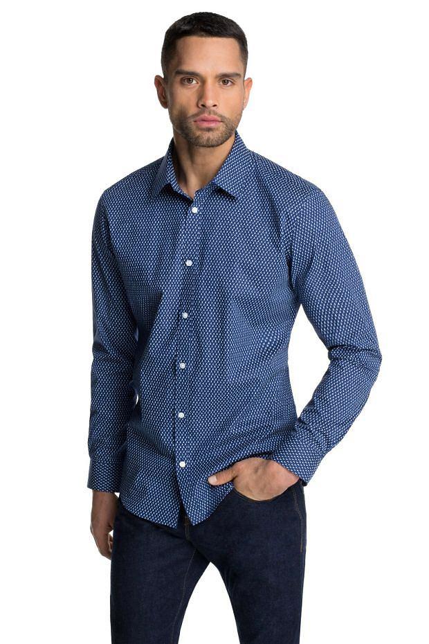 Zdjęcie numer 3 w galerii - Męskie koszule w drobne wzory - to będzie HIT sezonu