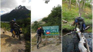 22 km między brzegiem w Chile a brzegiem w Argentynie wyglądają jak pas ziemi niczyjej. Żadnych wsi, domów, zagród, tylko rzeki, jeziora i góry. Nie bez przyczyny ludzie piszą o tym miejscu jako jednym z najdzikszych zakątków Patagonii dostępnym dla turystów.