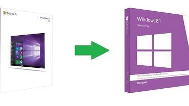 Windows 10 do Windows 8.1