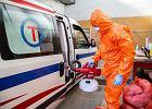 Mogą dezynfekować ozonem całe miasta, by pozbyć się wirusów