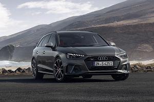 Nowe Audi A4 - Niemcy odświeżają całą gamę. Nowe A4, A4 Avant, A4 Allroad oraz S4