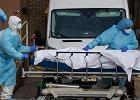 Za niecały tydzień w Nowym Jorku zacznie brakować respiratorów. Trwa tam desperacka walka z koronawirusem