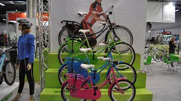 Rowery marki Favorit na Bike-Expo 2013 w Kielcach