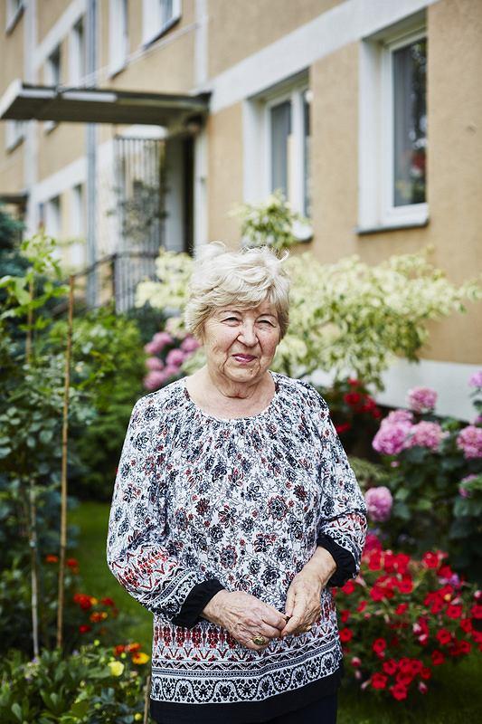Krystyna Lenartowicz (Żoliborz) / materiały prasowe