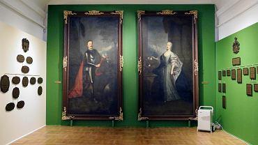 Muzeum Podlaskie. Wystawa 'W kręgu Branickich'