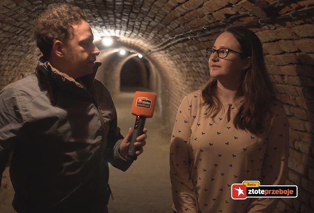 Podziemne korytarze w Jarosławiu