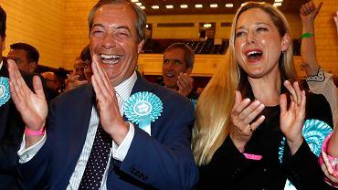 Wyniki wyborów do Europarlamentu w Wielkiej Brytanii. Partia Brexit na prowadzeniu