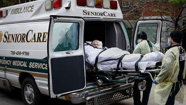 W USA zmarło już 40 tysięcy osób zakażonych koronawirusem (zdjęcie ilustracyjne)