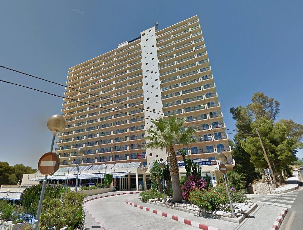 Hotel Poseidon, Benidorm, Hiszpania