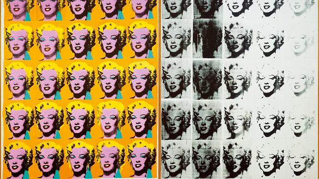 Sitodruki Andy'ego Warhola, kreacje Diora. Wielkie światowe wystawy online