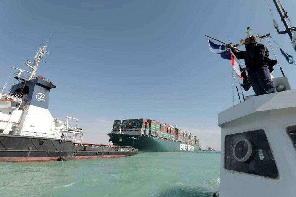 Blokada Kanału Sueskiego