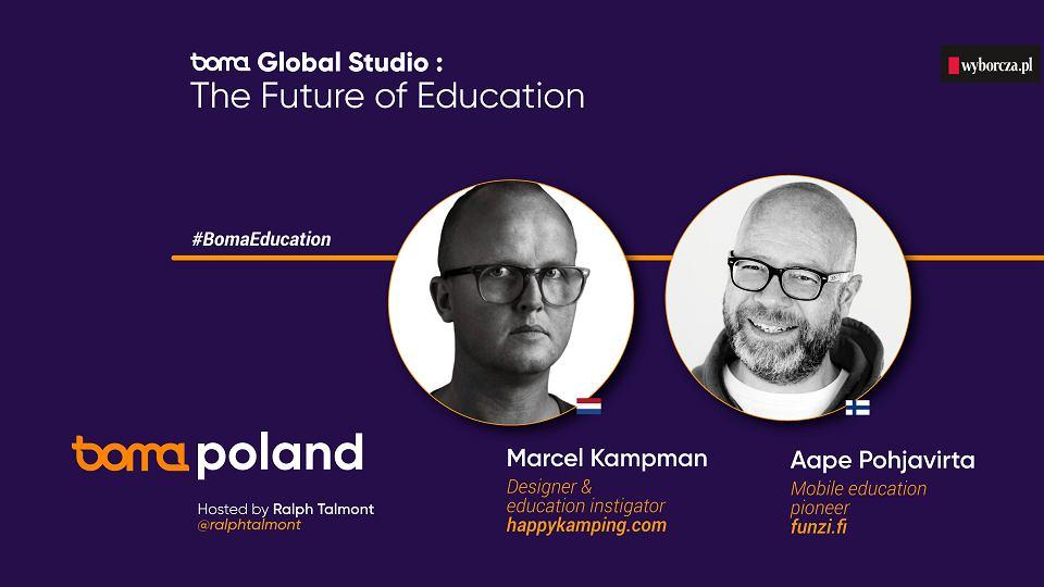Boma - The Future of Education