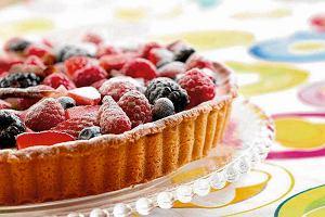 Desery z owocami leśnymi - jemy bez wyrzutów sumienia