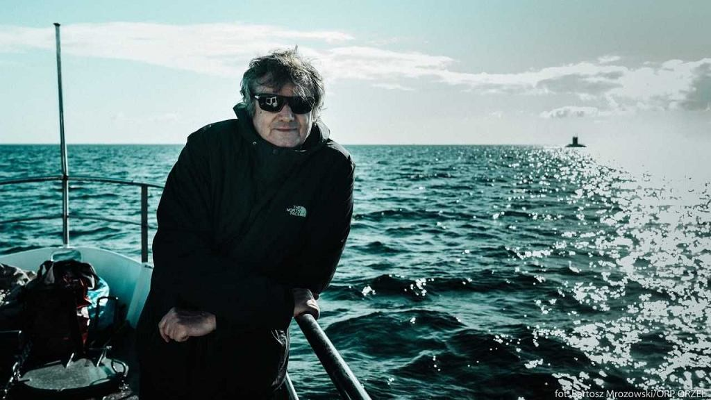 'Orzeł. Ostatni patrol'. Jacek Bławut kręci film o legendarnym polskim okręcie podwodnym