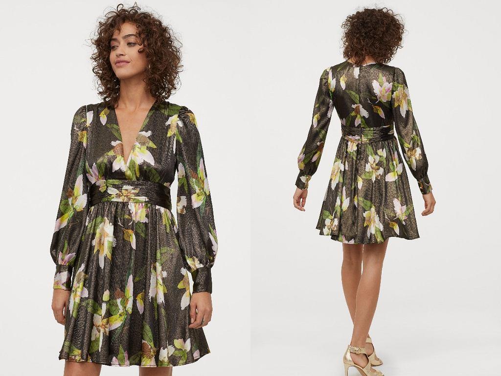 sukienki H&M wyprzedaż