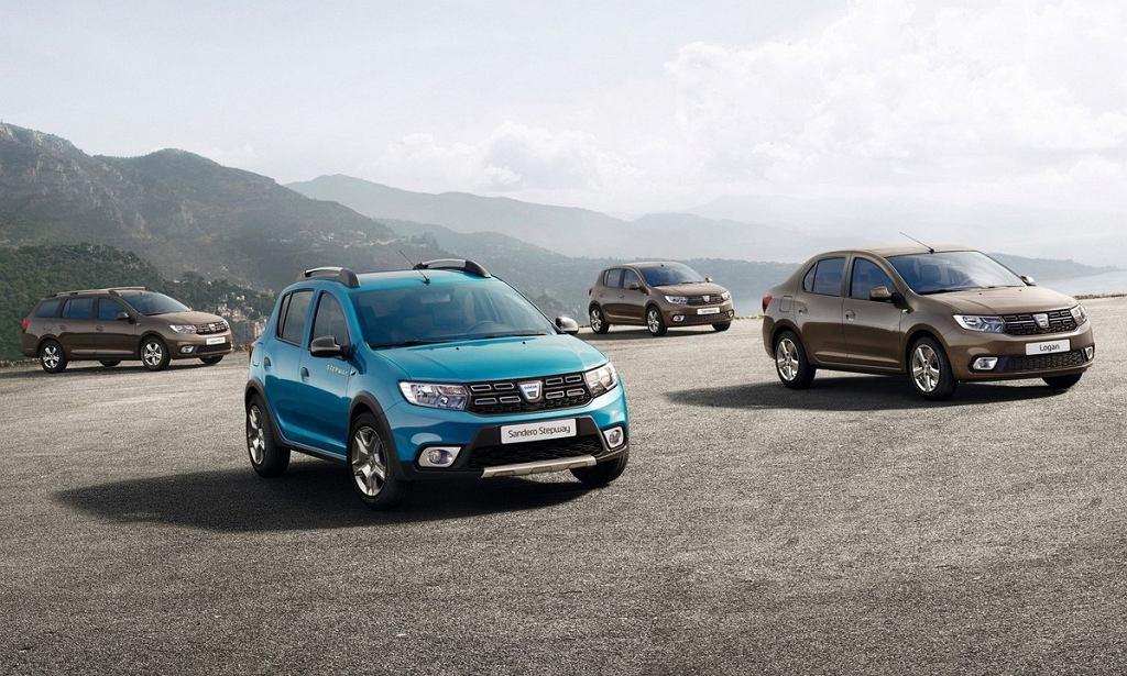 Dacia Logan i Sandero FL
