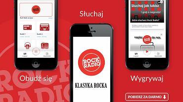 Masz już aplikacje Rock Radia?