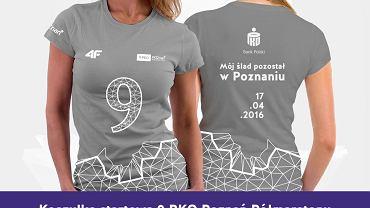 9.PKO Poznań Półmaraton oraz 17.PKO Poznań Maraton . Koszulka damska