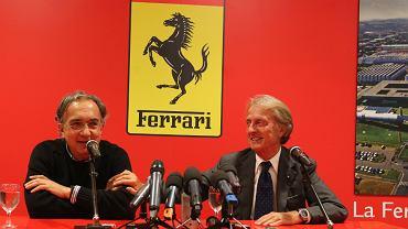 Luca di Montezemolo odchodzi z Ferrari