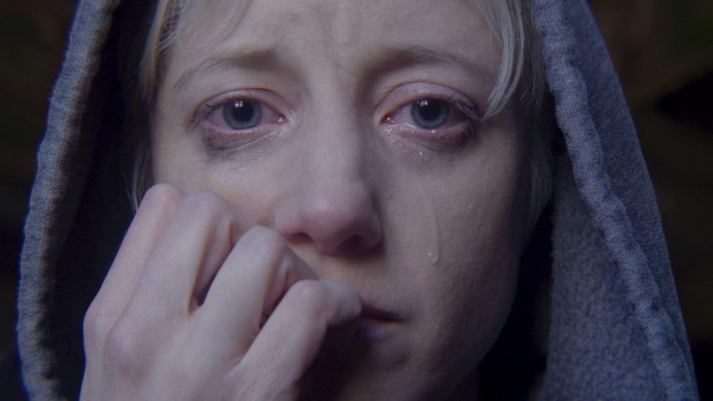 'Czarne Lustro' ('Black Mirror'), sezon 4. Kadr z odcinka 'Krokodyl'
