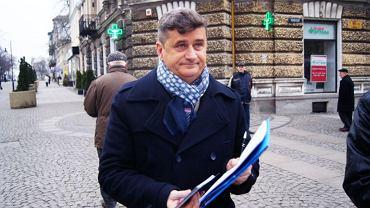 Janusz Palikot w Radomiu