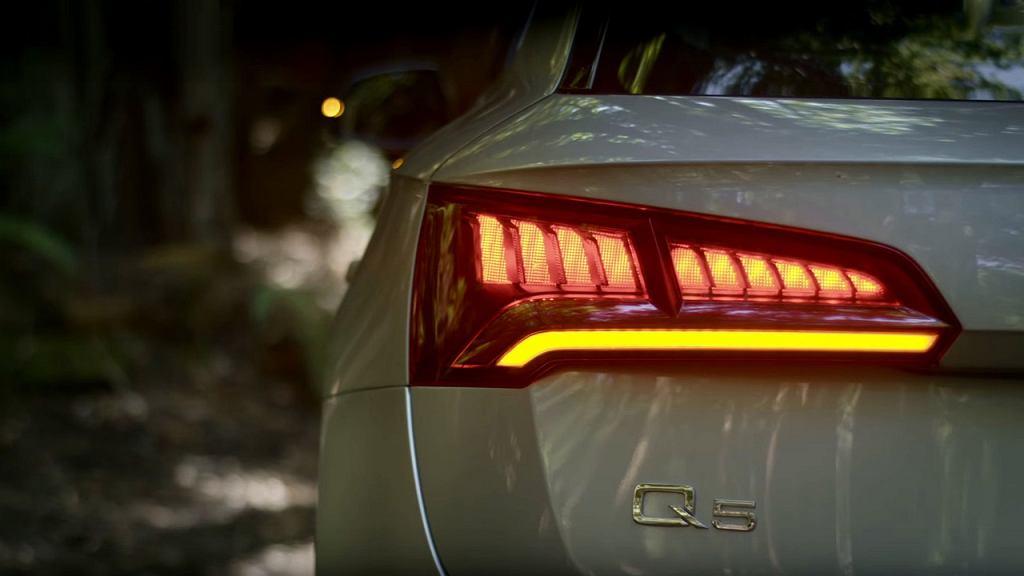 Teaser Audi Q5