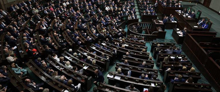 Rozpoczęło się posiedzenie Sejmu