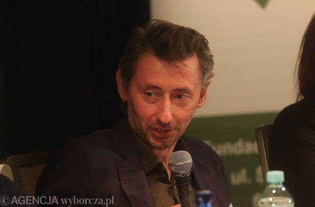 Socjolog prof. Maciej Gdula (fot. Jacek Marczewski/AG)