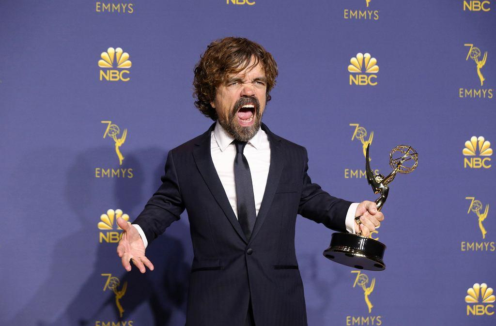 Emmy 2018 - Peter Dinklage dostał nagrodę dla najlepszego aktora drugoplanowego