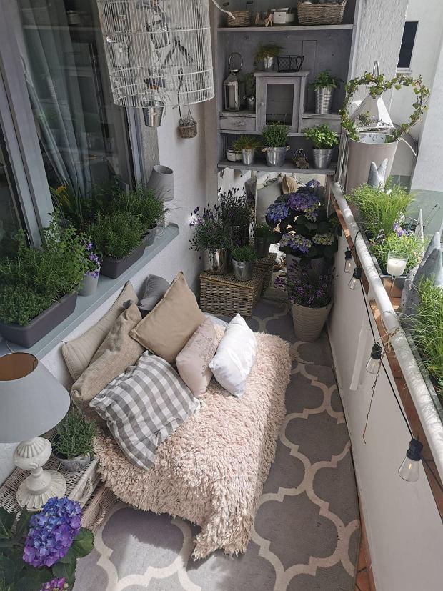 Balkoniada edycja czerwcowa. Balkon Pani Moniki