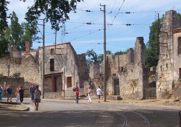 Oradour-sur-Glane, Francja