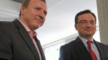 Jacek Kurski czyści media, Zbigniew Ziobro - prokuraturę. Co dalej, PiS-ie?