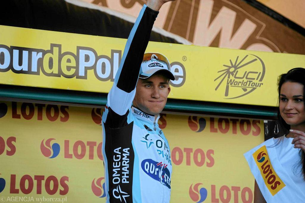 Michał Kwiatkowski na Tour de Pologne