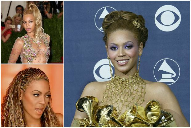 Fryzury Beyonce