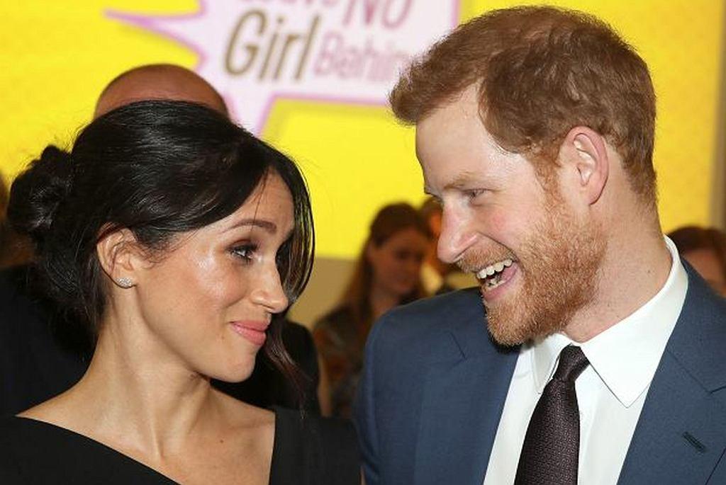 Jak Meghan i Harry poinformują o narodzinach córki?