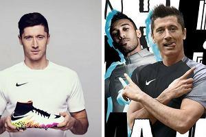 Koszulki sportowe Nike teraz kupisz w bardzo niskiej cenie. Podobne nosi Lewandowski