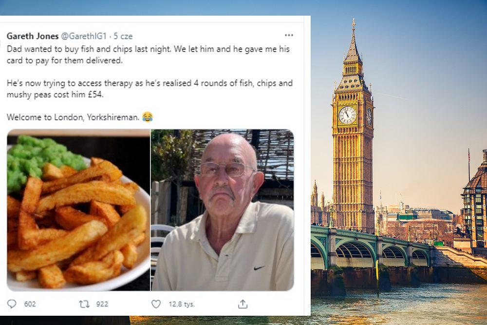 'Paragony' grozy dotarły do Londynu