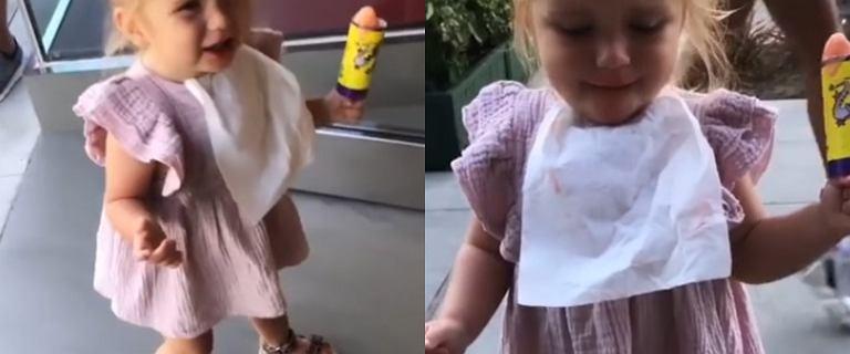 Córka Natalii Siwiec ma dopiero dwa lata, a już żartuje z rodziców