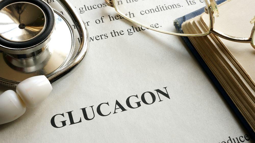 Glukagon jest hormonem regulującym stężenie glukozy we krwi. Jest antagonistą insuliny, ponieważ w przeciwieństwie do niej podwyższa stężenie glukozy we krwi.