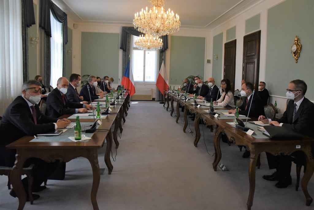 Negocjacje Polski i Czech ws. Turowa