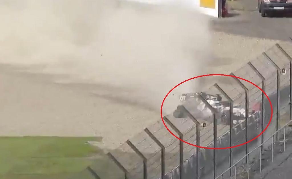 Danił Kwiat poczas GP Wielkiej Brytanii