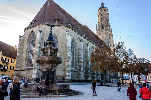 Kościół św. Jerzego w Nordlingen