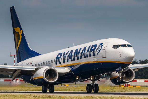 Ryanair dostał ostrzeżenie. Grozi mu zakaz lotów do Włoch