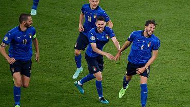 Włochy na Euro 2020.