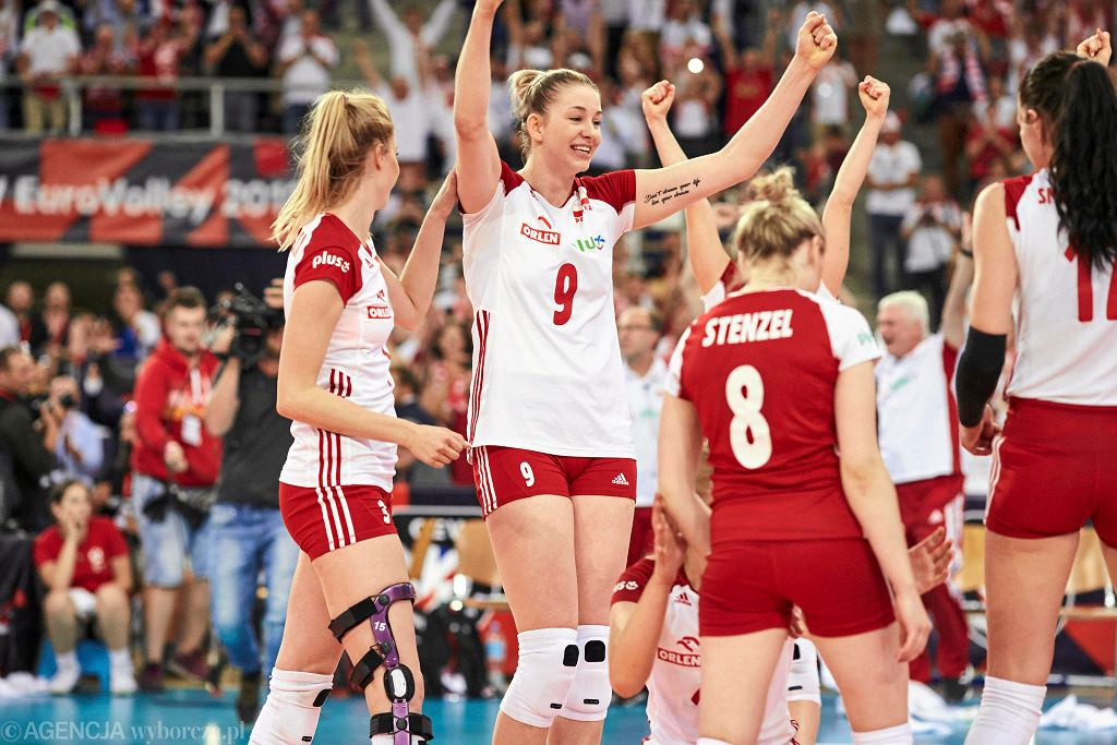 Magdalena Stysiak, najmłodsza gwiazda mistrzostw Europy