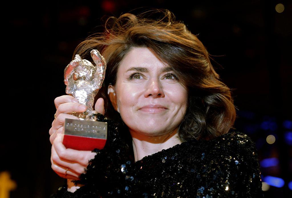 Małgorzata Szumowska ze Srebrnym Niedźwiedziem za 'Twarz' na Berlinale 2018